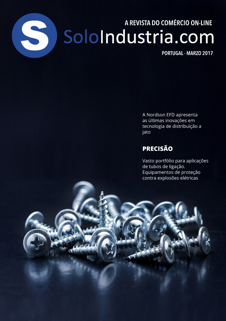 Portada Soloindustria | Marzo Portugal 2016