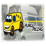 DESGUACE FURGOPIEZAS