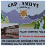 CAP AMUNT DESGUACES S.L.