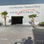 EXCAVACIONES Y DEMOLICIONES MEDINA, S.L.