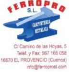 FERROPRO S.L.