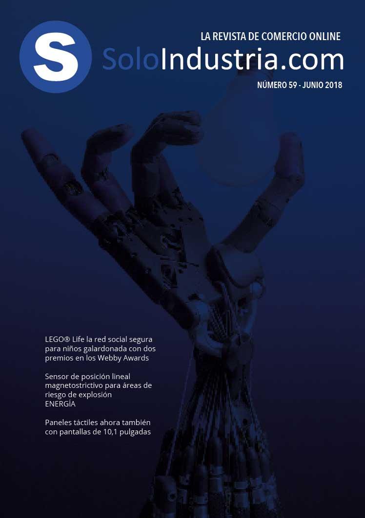 Portada Soloindustria | Junio 2018