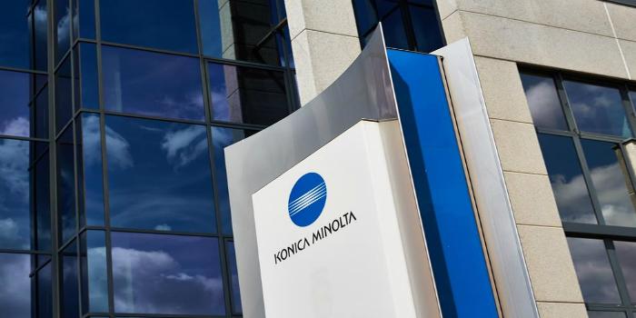 Konica Minolta ha aumentado su negocio de servicios de IT en un 14% en el año fiscal 2018