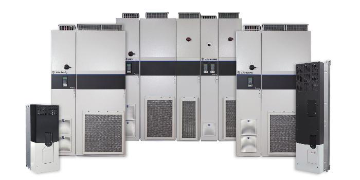 Rockwell Automation amplía las capacidades de TotalFORCE y el rango de potencia de los variadores PowerFlex 755T