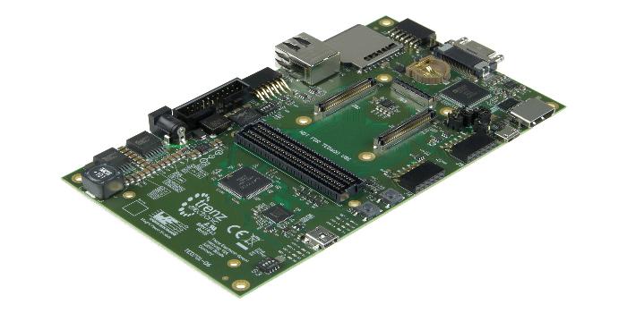 RS Components refuerza su cartera de soluciones de procesamiento con los módulos FPGA y SoC de Trenz Electronic