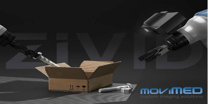 Zivid nombra a MoviMED en América del Norte