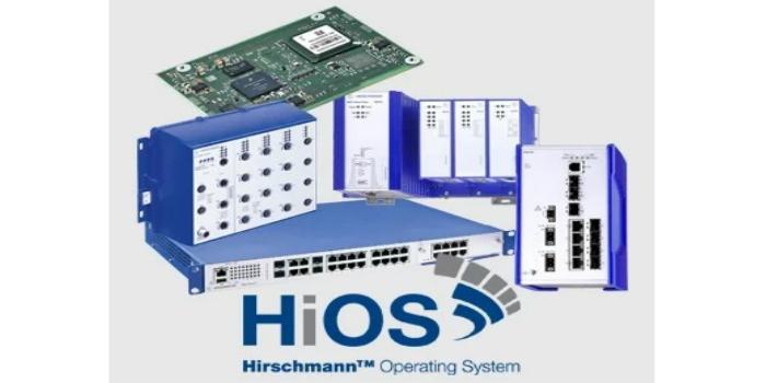 Belden actualiza el software HiOS con soporte de red sensible al tiempo a través del programador de 802.1Qbv Time-Aware