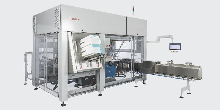 El guiado GFX de Hepco para Beckhoff XTS proporciona una solución de alta velocidad, alto rendimiento y de bajo mantenimiento para la industria del embalaje