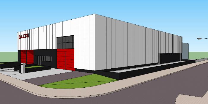 Salicru construye un nuevo almacén logístico y de distribución