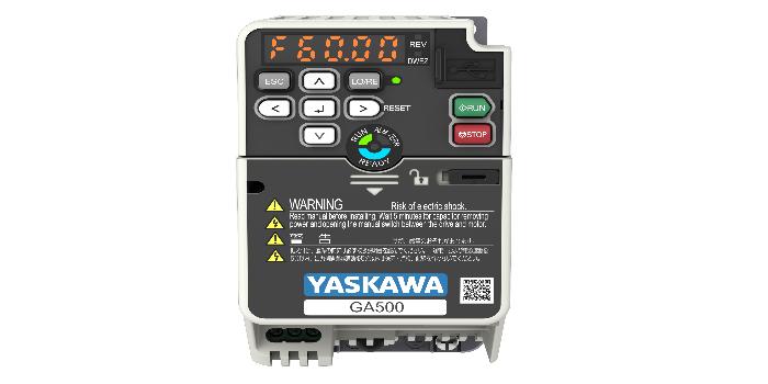 Yaskawa presenta el nuevo variador de frecuencia GA500: flexibilidad y rendimiento excepcionales en un formato compacto
