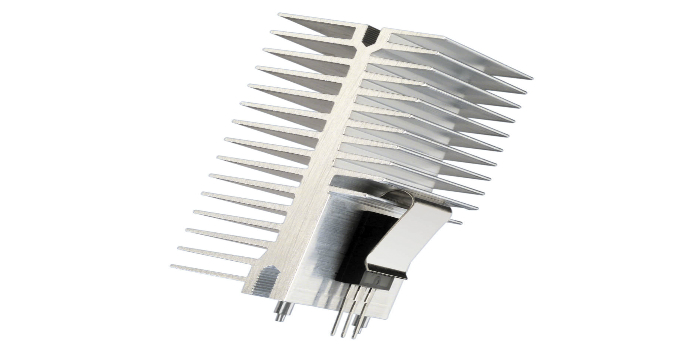 Disipadores de calor de aluminio extruido