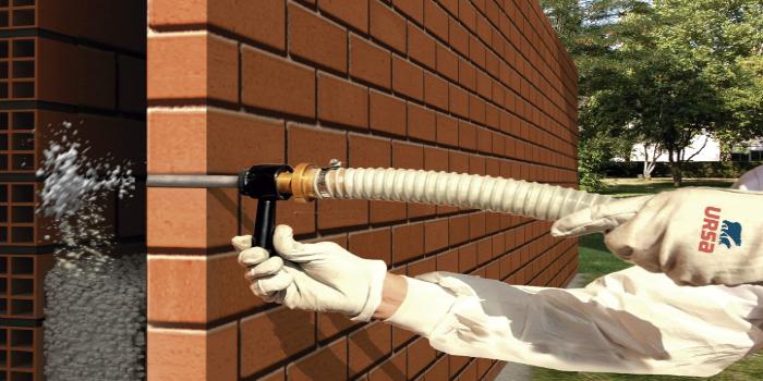 URSA Pure Floc KD, el nuevo aislante insuflado ideal para la rehabilitación de edificios