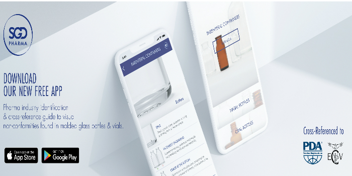 En CPhI WW 2019, SGD Pharma lanzará la primera aplicación para identificar incumplimientos en botellas de vidrio moldeadas destinadas a la industria farmacéutica