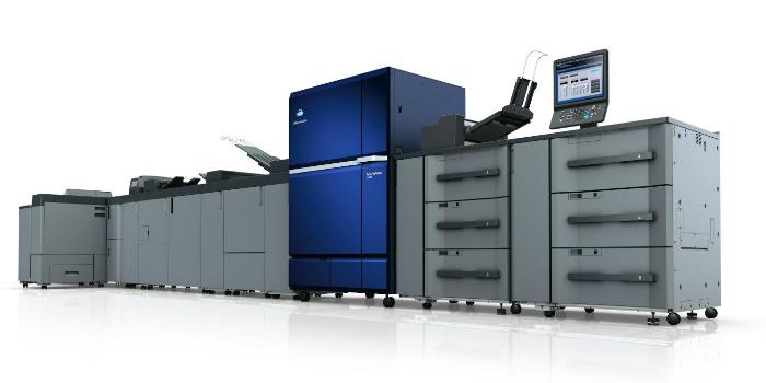 Konica Minolta entra en el mercado de impresión de tóner de alto volumen con el lanzamiento global de AccurioPress C14000
