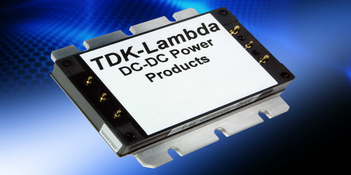 Filtros EMI de ±40 Vdc a 20 A para aplicaciones MIL-COTS