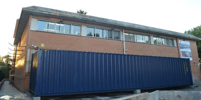 URSA colabora con el proyecto Blue Containers, una propuesta educativa de economía circular