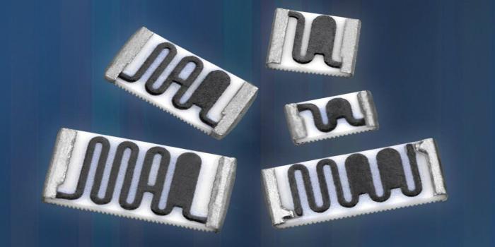 Resistencias chip de película gruesa de elevada tensión