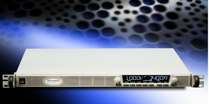 Fuentes de alimentación DC programables 1U de 2,7 y 3.4 kW