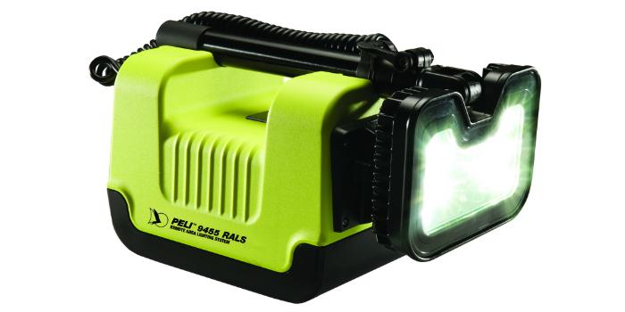 Peli presenta el primer sistema de iluminación de áreas remotas (RALS) con certificaciones de seguridad homologadas para uso en todo el mundo