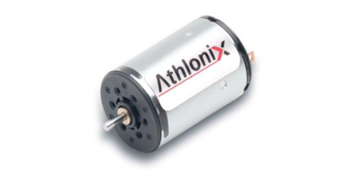 Nuevo motor miniatura de alto par Athlonix ™ 22DCT de Portescap