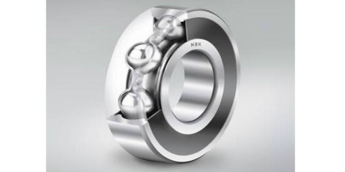 Los rodamientos de bolas de baja fricción de NSK aumentan la eficiencia energética