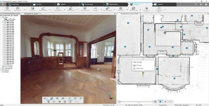FARO® presenta SCENE 7.0 para un registro in situ en tiempo real