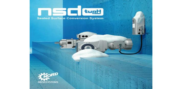 Tecnología de accionamiento de larga duración para el lavado en la industria de las bebidas