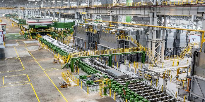Siemens equipará fábricas de aluminio chinas con tecnología de accionamiento