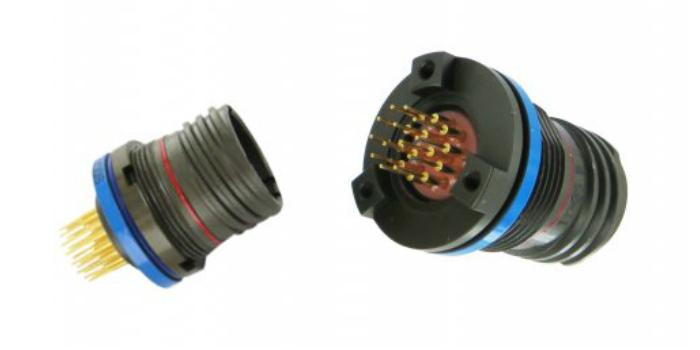 Amphenol Socapex presenta el nuevo conector 38999 Reduced Flange para aplicaciones en espacios reducidos.