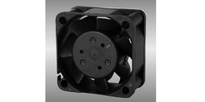 Ventiladores axiales DC con motor BLDC monofásico