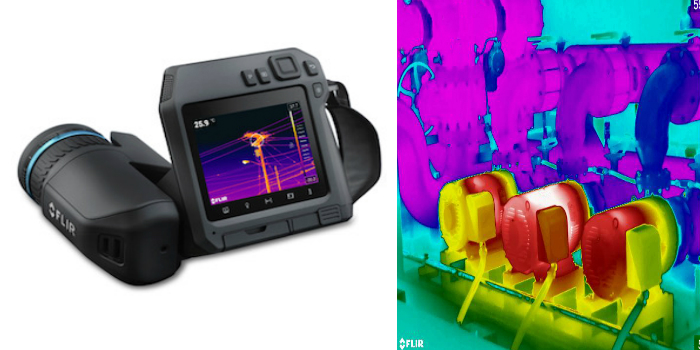FLIR 1-Touch Level/Span