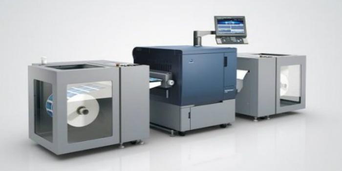 Konica Minolta impulsa el crecimiento en Labelexpo