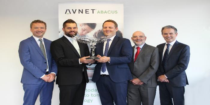 Molex reconoce a Avnet Abacus como Distribuidor Europeo del Año