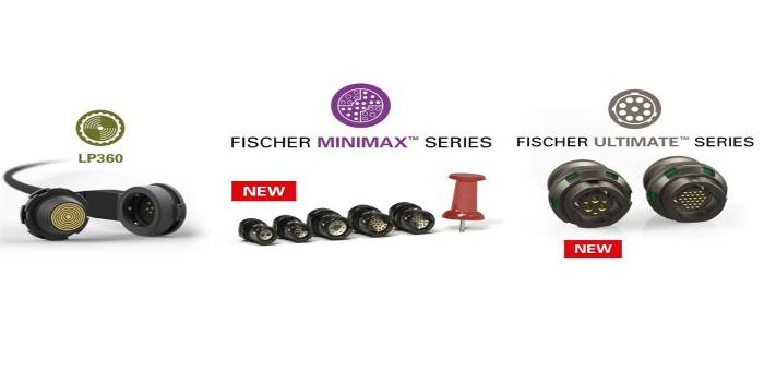 Fischer Connectors en el salón DSEI: avances en miniaturización, rendimiento y velocidad de datos con soluciones USB 3.0 MiniMax y soluciones UltiMate Power