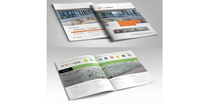 El arte de lo posible: presentación del nuevo catálogo de productos de Pyroguard