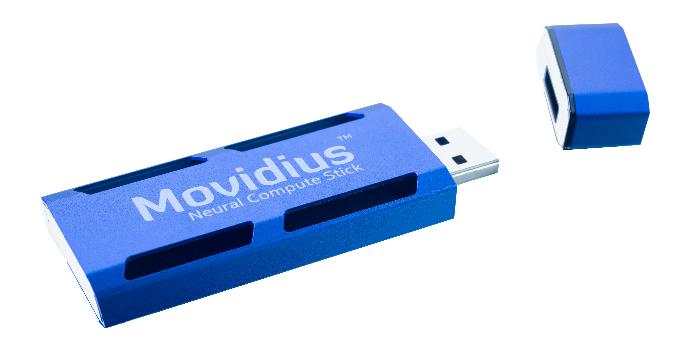 RS Components presenta el nuevo Intel® Movidius™ Neural Compute Stick para proyectos de aprendizaje profundo con un consumo de energía mínimo
