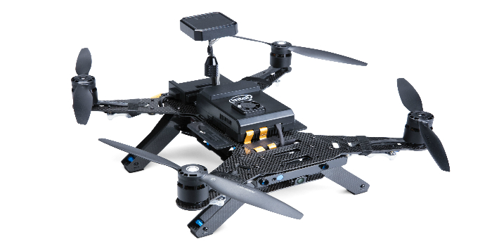 RS Components presenta Intel® Aero Ready to Fly Drone
