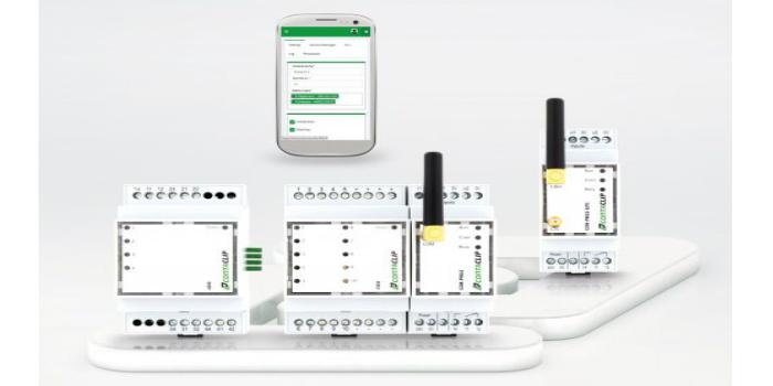 Módulo actualizable de comunicaciones E/S GSM-PRO2 para el control de aplicaciones descentralizadas