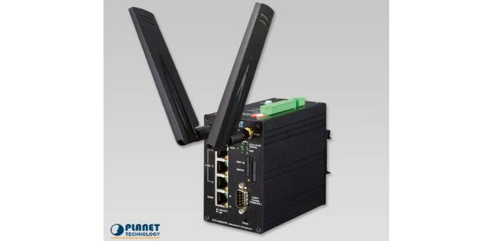Gateway 4G LTE para aplicaciones industriales