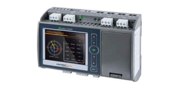 Una novedad en la automatización de energía: el CENTRAX CU5000 para el seguimiento y control de los parámetros de energía