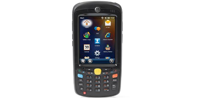 Las PDA profesionales Zebra MC55X, en DIODE