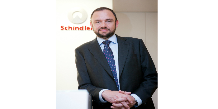 José Manuel Nieto, nuevo Director de Operaciones Sur en Schindler Iberia