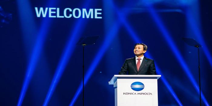 Evolucionando para y con el cliente: la exitosa filosofía 'Shinka' de Konica Minolta