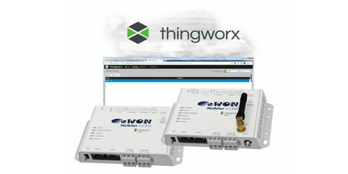 eWON® Netbiter LC – Conexión de dispositivos a ThingWorx®
