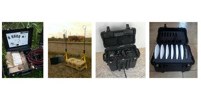 Peli Products realiza una donación de material con fines humanitarios a Disaster Tech Lab