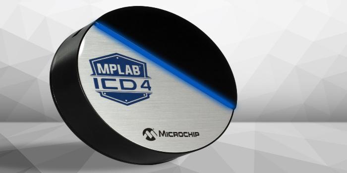RS Components presenta el kit depurador en circuito Microchip MPLAB® ICD 4 con un procesador más rápido y RAM de mayor capacidad