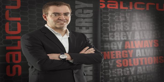 Miquel Àngel Cortés, nuevo responsable del mercado de variadores de frecuencia de Salicru