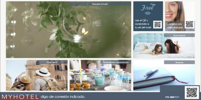 Movilok presentará en Guest 2017 un renovado escaparate interactivo específico para hoteles