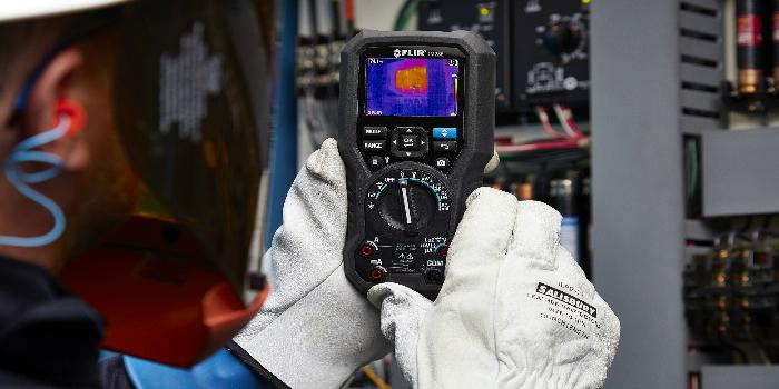 FLIR anuncia tres medidores para pruebas y mediciones eléctricas con termografía