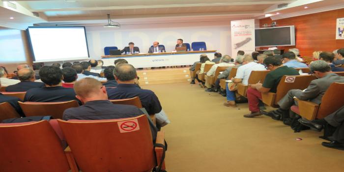 Interés y participación en la mesa redonda de detección de incendios en madrid